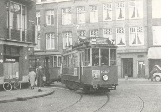 Tram 7 1959